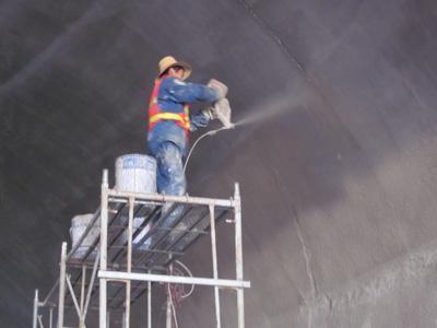 隧道防火涂料施工时需要注意的几个问题