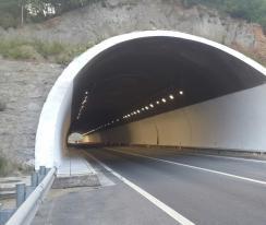 隧道防火喷涂面漆