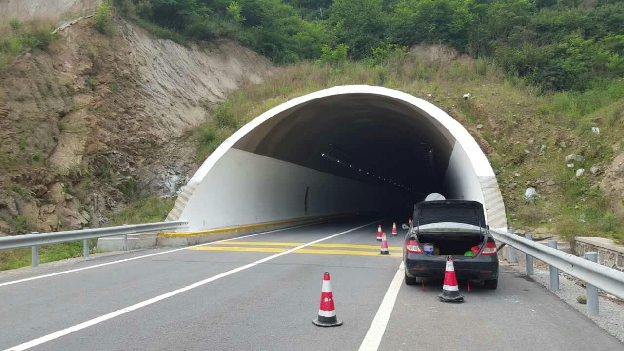 隧道内防火喷涂安全技术交底